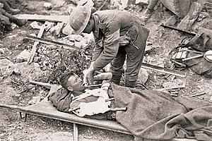 Zvesda 1/72 British Medic Team