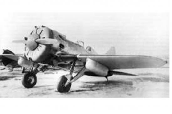 Zvesda L-16 Soviet Fighter