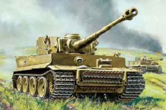 Zvesda Tiger 1