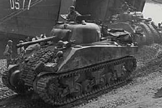 Zvesda Sherman M-4