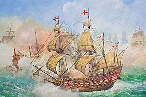 Zvesda English Ship Revenge