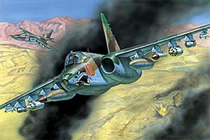 Zvesda Su-25 Rr