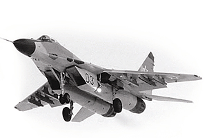 Zvesda Mig-29C (9-13)