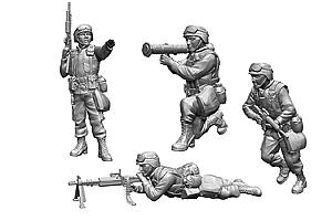 Zvesda 1/72 American Infantry