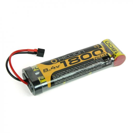 Helion 9951000 7 Cell 8.4v 1800mAh Battery - Deans Connector