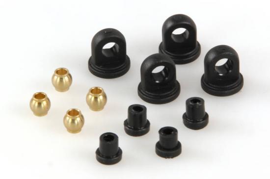 Helion 9951090 Shock Caps (Dominus)