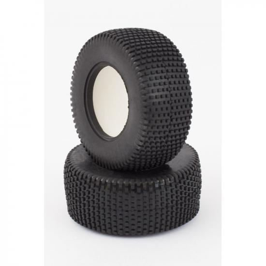 Tyre And Foam (Square Lug) (2)