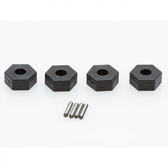 12mm Hex Adapters (12KT)