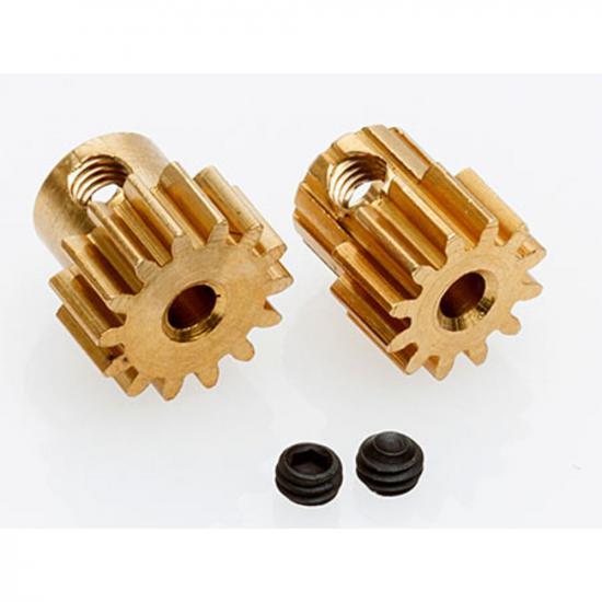 Pinion Gears 2.3xM0.6 12T 14T (12KT)