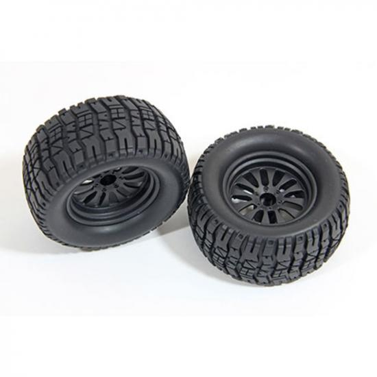 Wheels and Tyres (12TR)