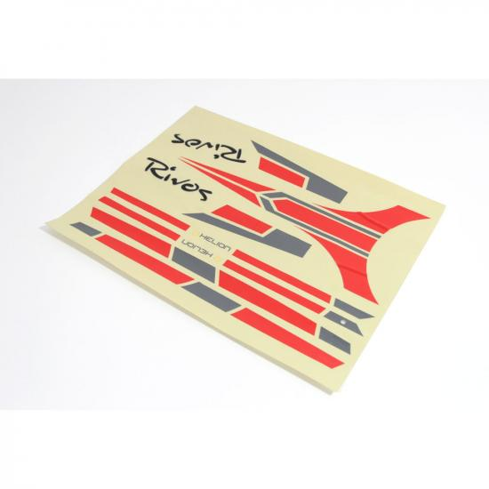 Rivos Decal Sheet (Red)