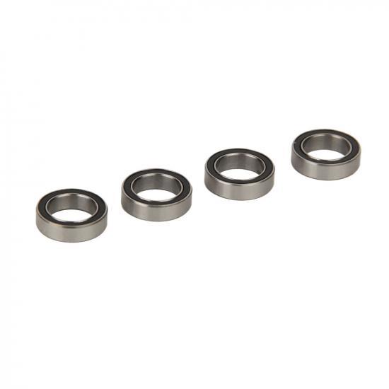 Ball Bearing 10x15x4mm Rubber Shield (2)