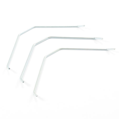 Hobao Vs Rear Sway Bars Set - 2.3mm - 2.5mm + 3mm
