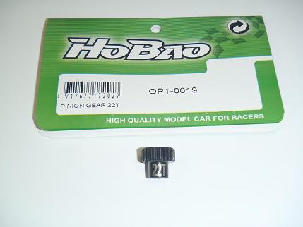 Hobao H2 Pinion Gear 22T