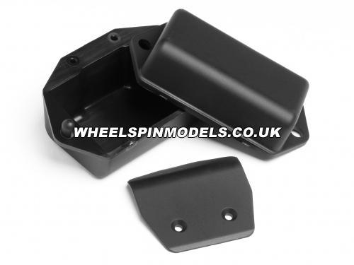 Battery Box / Skid Plate Set