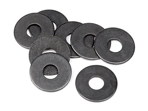 Washer M2.9x8x0.5mm (8Pcs) ** CLEARANCE **
