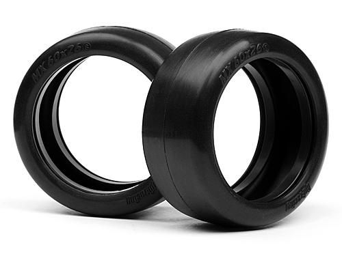 HPI Mx60 Slick Tire S (60X26mm/2Pcs) ** CLEARANCE **