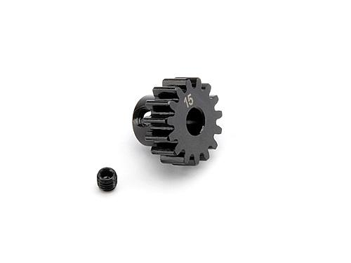 Pinion Gear 15 Tooth 1M - 5mm Shaft