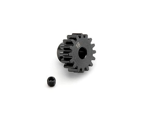 Pinion Gear 16 Tooth 1M - 5mm Shaft