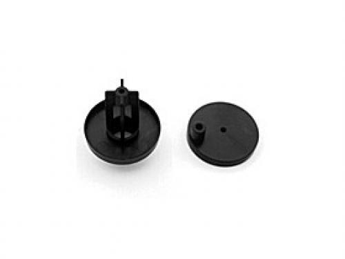 #HBC8055-1 - Air Cleaner Cover Black