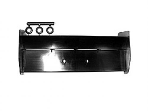 #HBC8051-1 - 1/8 Deck Wing Black (Replaces 101111)