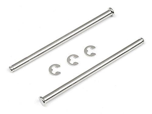 3*56.3mm Rear Inner Suspension Shaft (2pcs)