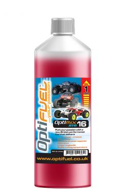Opti Power Fuel RTR 16% Nitro - 1 Litre