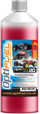 Opti Power Fuel RTR 20% Nitro - 1 Litre