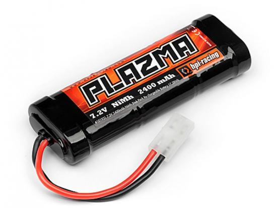 HPI Plazma 7.2V 2400mAh Nimh Stick Pack Re-Chargeable Battery