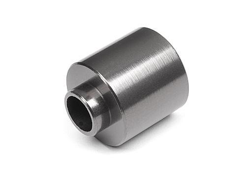 Spacer 5x12x11mm - Gunmetal