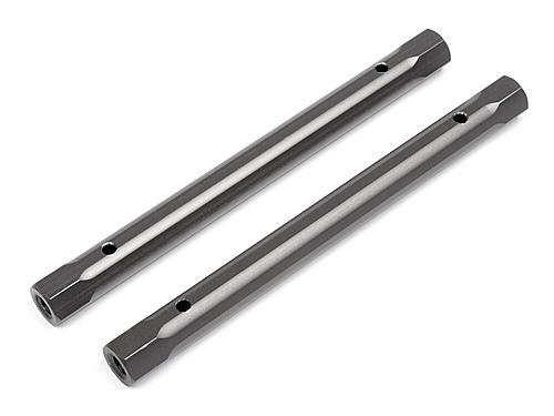 Joint 7x82mm - Gunmetal (2Pcs) ** CLEARANCE **