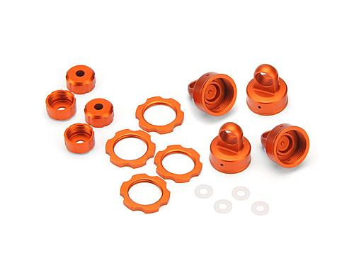 HPI Shock Color Parts Set, Orange Anodized