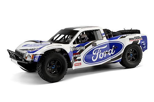 Mini Trophy Truck >> Ford F150 Desert Truck Clear Body Fits Hpi Mini Trophy Clearance