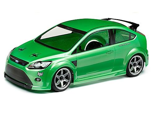 HPI Ford Focus RS Bodyshell - 200mm