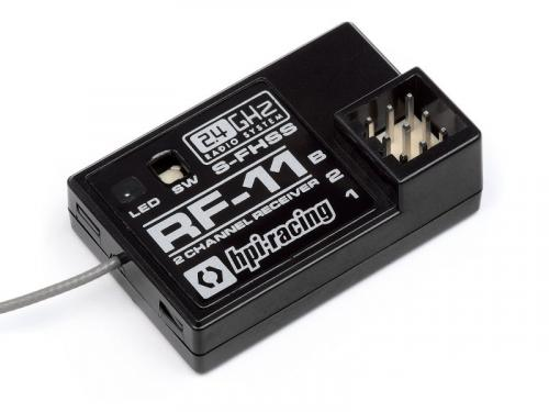 HPI RF-11 2.4Ghz 2 Channel Receiver