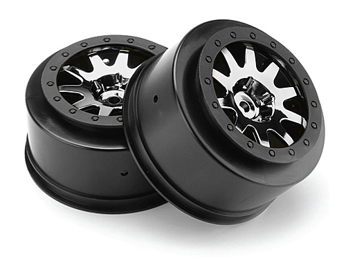 HPI Mk.10 V2 Wheel Chrome (4.5mm Offset/2Pcs) ** CLEARANCE **