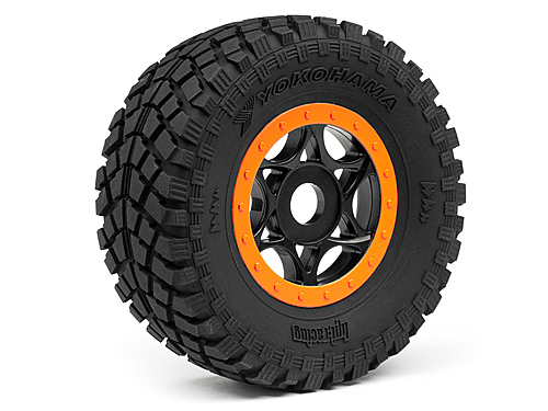 HPI Apache Spare Wheel Set (1)