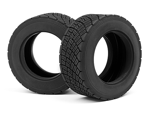 HPI WR8 Rally Off Road Tires - 1 Pair