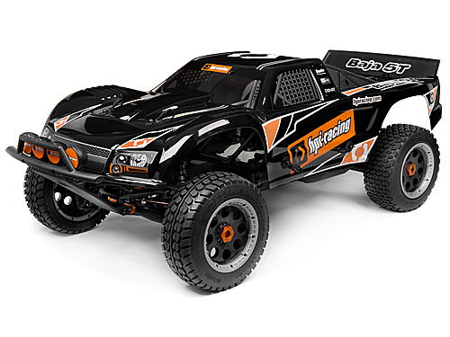 HPI Baja 5T-1 Pre Painted Bodyshell - Black