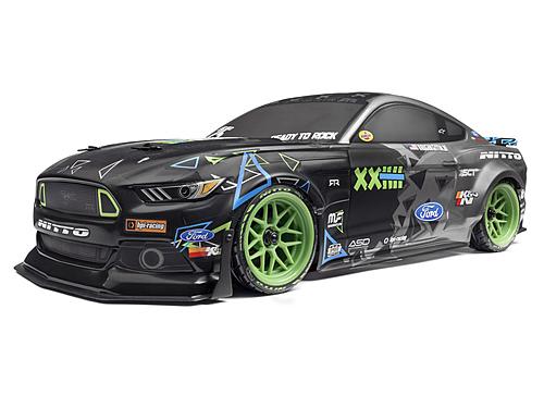 HPI RS4 Sport 3 - Vaughn Gitten Jr Fun Haver