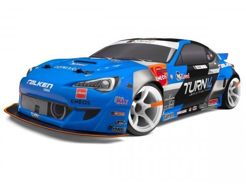 HPI RS4 Sport 3 Drift Dai Yoshihara Subaru BRZ