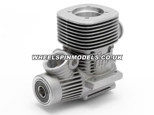 Crankcase (Nitro Star F4.1) Inc. Fr & Rr Bearings Fitted
