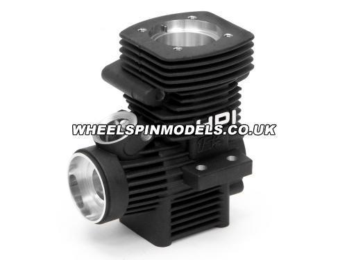 Crankcase Nitro Star T-15/Black ** CLEARANCE **