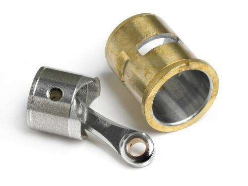 Cylinder/Piston/Conn. Rod Set Nitro Star G3.0