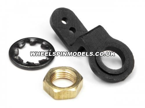 Throttle Arm and Nut Set T-15