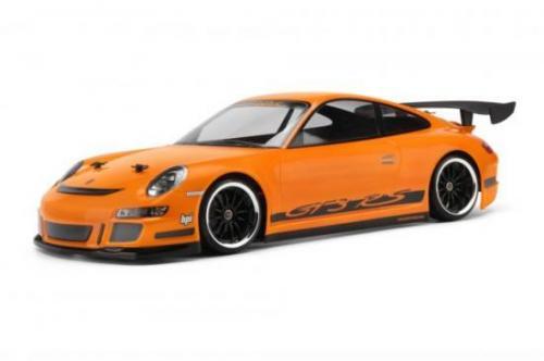"SCX Compact  Porsche 911 GT3-Cup /""UPS/"" Nr 28"