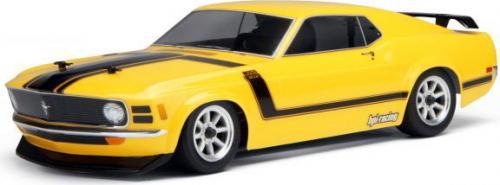 HPI 1970 Ford Mustang Boss 302 Bodyshell - 200mm