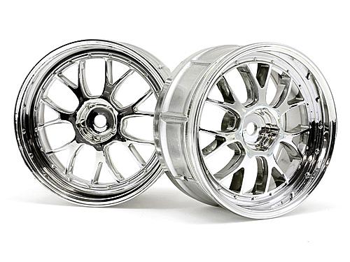 Lp29 Lm-r Wheel Chrome (2pcs)