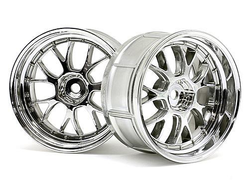 Lp32 Lm-r Wheel Chrome (2pcs)