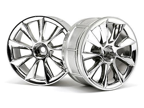 Lp29 Wheel Atg Rs8 Chrome (2pcs)